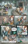 Volume 1 Awakenings:  Page 16 by Dreamkeepers