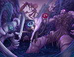 Commission 15- Demon Cove