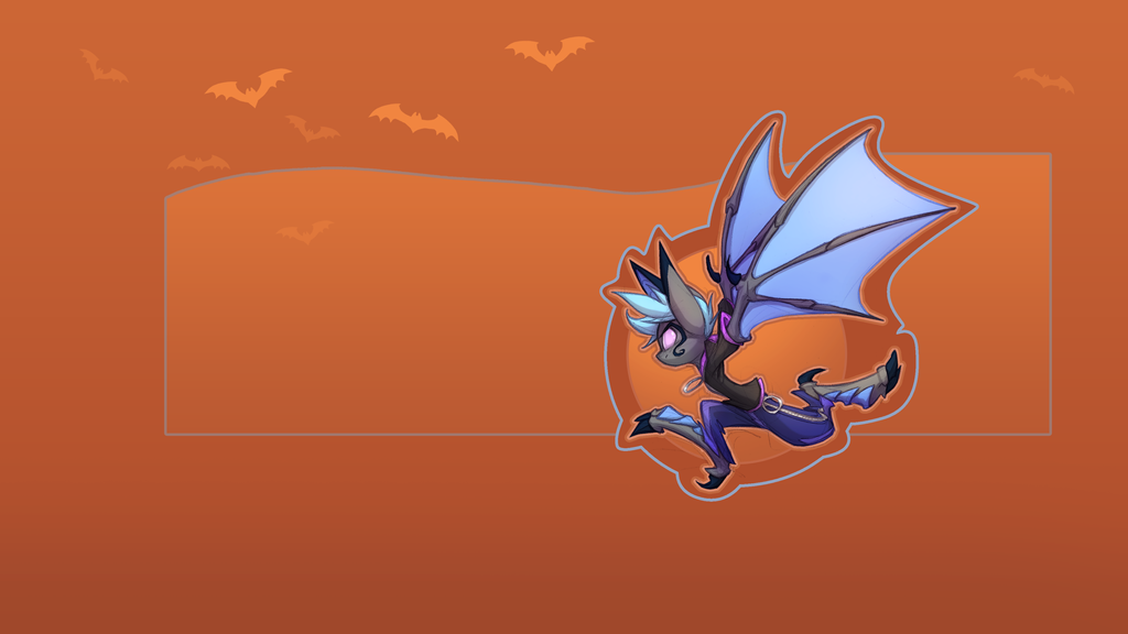 Vanth Halloween 2013 Desktop by Dreamkeepers
