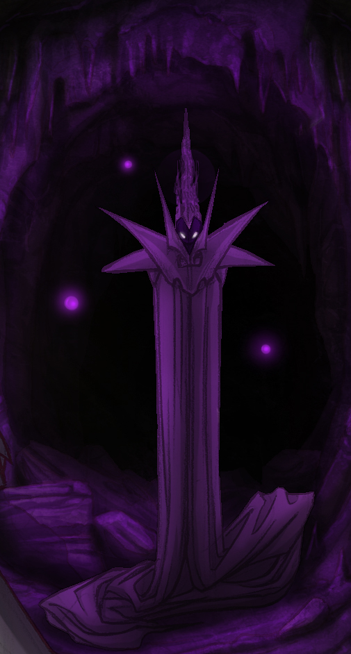 Nabonidus in Darkness by Dreamkeepers