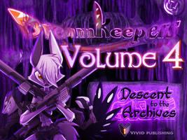 V4 Kickstarter campaign art by Dreamkeepers