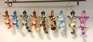 Skitters Critters Lineup