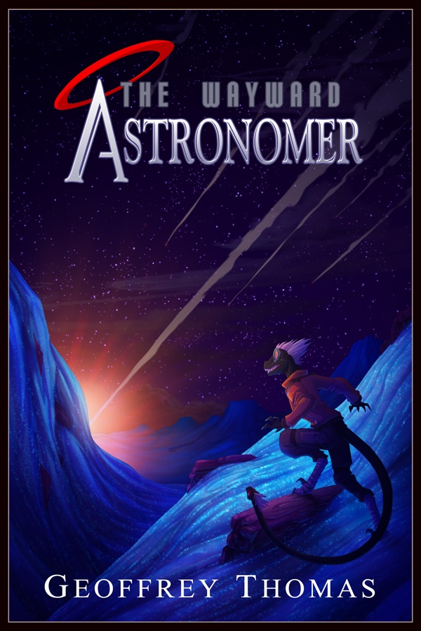 Wayward Astronomer Kickstarter Cover by Dreamkeepers