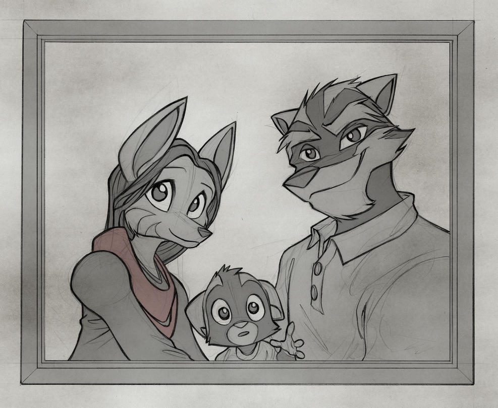 Family Portrait by Dreamkeepers