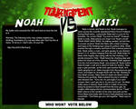 Tournament Match 8: Noah vs Natsi by Dreamkeepers