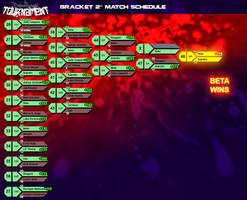 Tournament Bracket Updates by Dreamkeepers