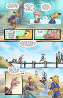 Dreamkeepers Saga page 353 by Dreamkeepers