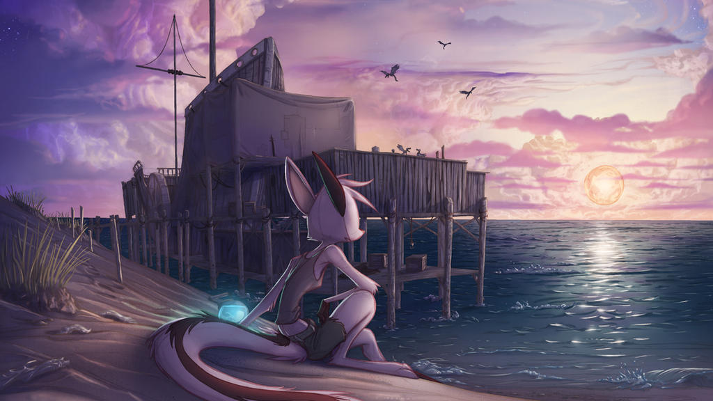 Vi Sunset Prelude