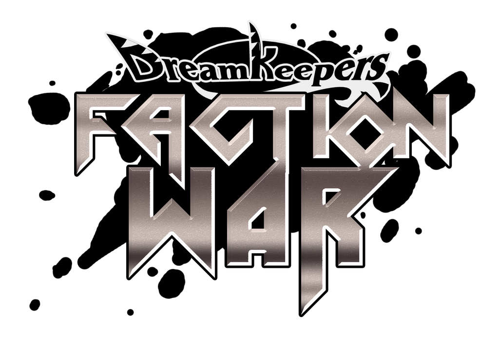 Faction War Logo by Dreamkeepers