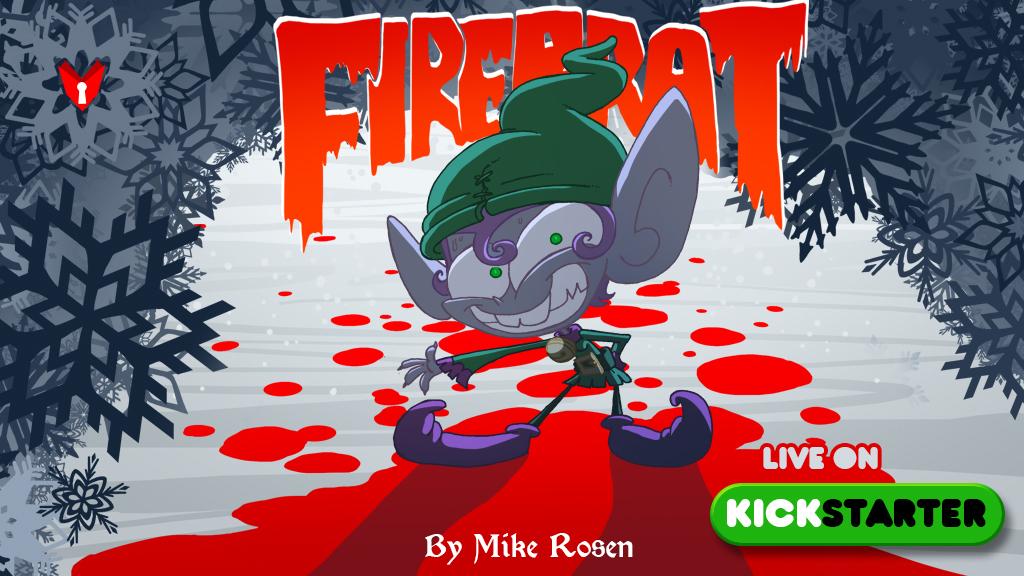 FIREBRAT Kickstarter by Dreamkeepers