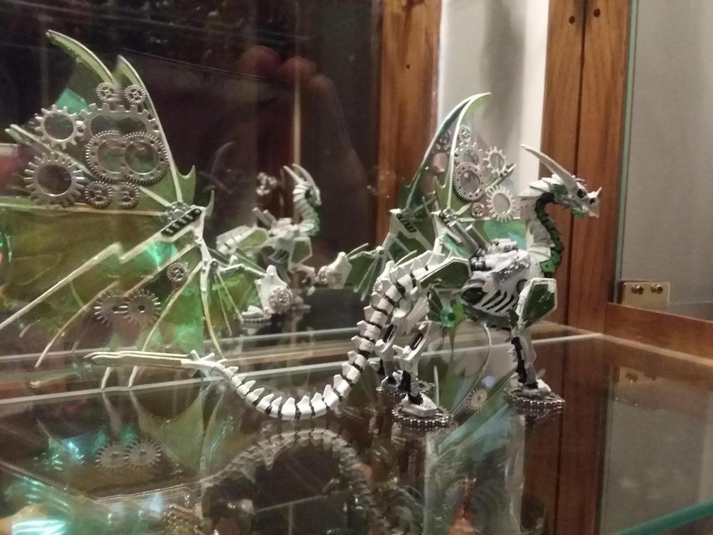Reaper Minis Gear Dragon Clockwork by Dreamkeepers
