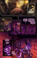 Dreamkeepers Saga page 397 by Dreamkeepers