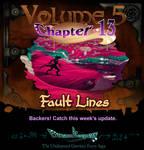 Volume 5, Chapter 13 updates begin