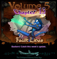 V5 page 10 announcement by Dreamkeepers
