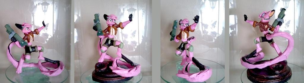 Vi Turnaround Painted Figurine by Dreamkeepers