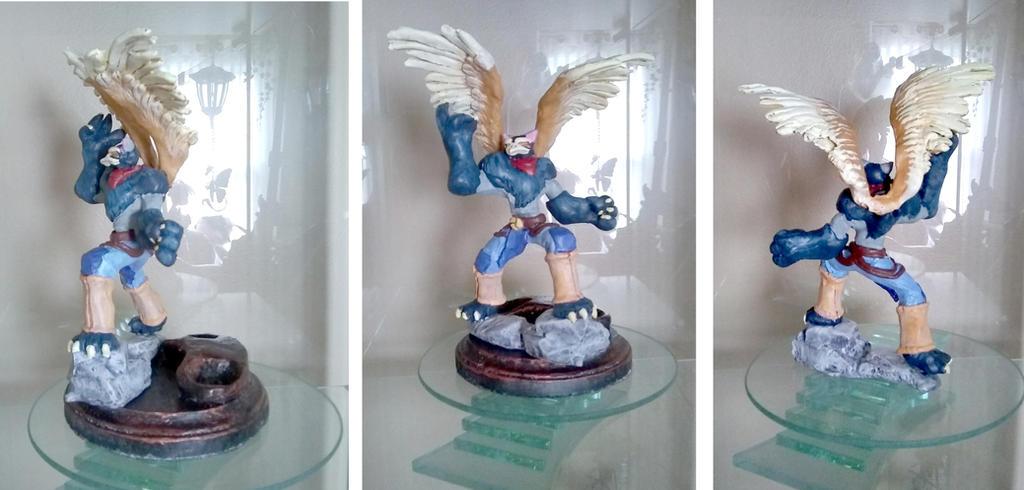 Igrath Skirmish Painted Figurine by Dreamkeepers