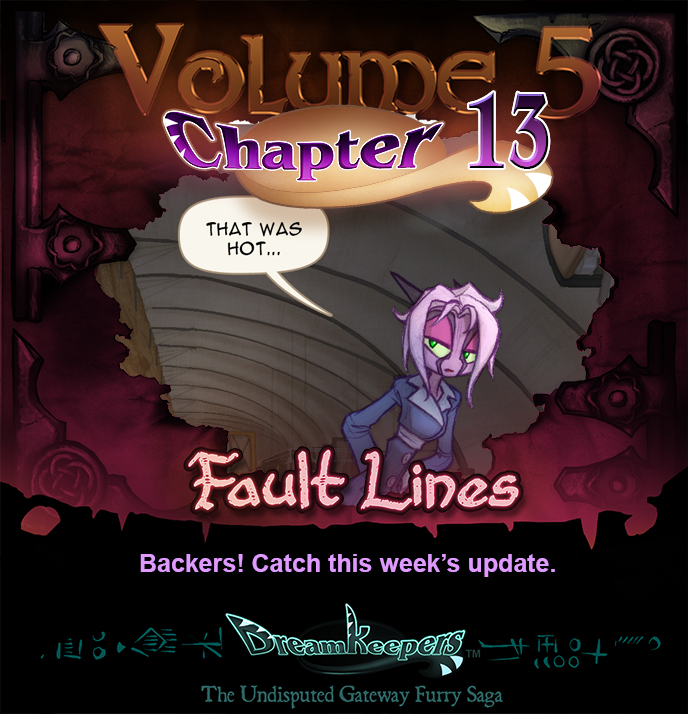 V5 page 17 Update Announcement by Dreamkeepers