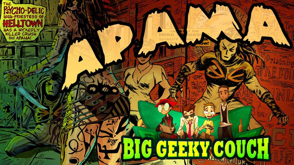 BGC- Apama by Dreamkeepers