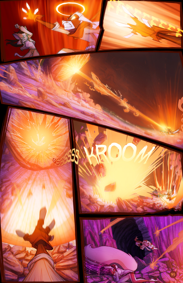 Dreamkeepers Saga page 413 by Dreamkeepers
