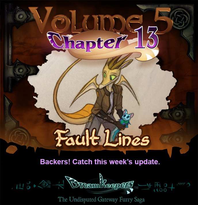V5 page 22 Update Announcement by Dreamkeepers