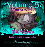 Volume 5 page 24 Update Announcement by Dreamkeepers