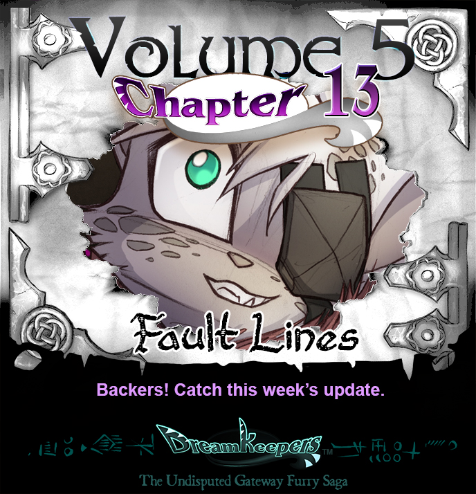 V5 page 26 Update Announcement by Dreamkeepers