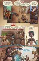 Dreamkeepers Saga page 419 by Dreamkeepers