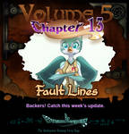 Volume 5 page 32 Update Announcement by Dreamkeepers