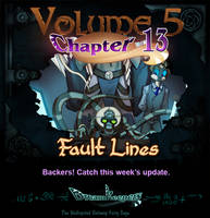 Volume 5 page 34 Update Announcement by Dreamkeepers