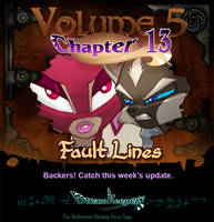 Volume 5 page 39 Update Announcement by Dreamkeepers