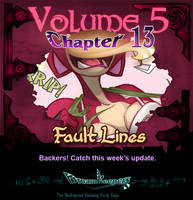 Volume 5 page 40 Update Announcement by Dreamkeepers