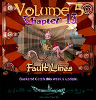 Volume 5 page 44 Update Announcement by Dreamkeepers