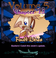 Volume 5 page 45 Update Announcement by Dreamkeepers