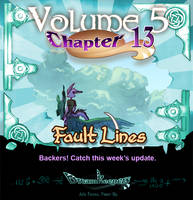 Volume 5 page 48 Update Announcement by Dreamkeepers