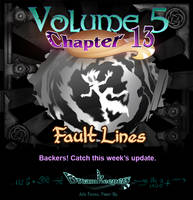 Volume 5 page 50 Update Announcement by Dreamkeepers