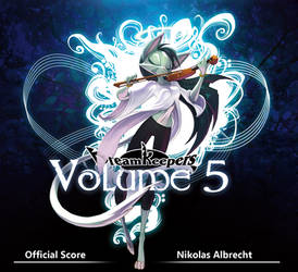 Volume 5 Album Art by Dreamkeepers