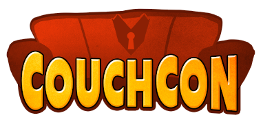 CouchCon Websize by Dreamkeepers