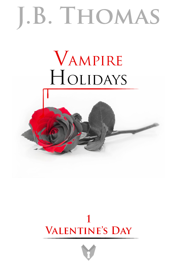 Cover- Vampire Holidays 1- Valentine's Day by Dreamkeepers