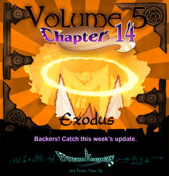 Volume 5 page 64 Update Announcement by Dreamkeepers
