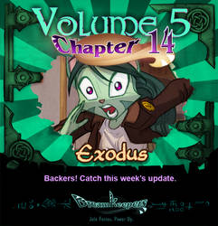 Volume 5 page 66 Update Announcement by Dreamkeepers