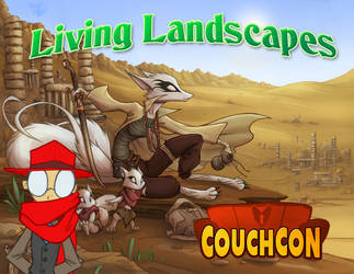 Couchcon Panel- Living Landscapes by Dreamkeepers