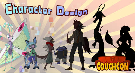 Character Design Panel by Dreamkeepers