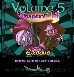 Volume 5 Chapter 14 page 67 Update Announcement by Dreamkeepers