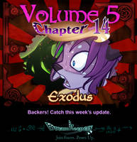 Volume 5 page 73 Update Announcement