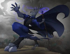 Commission- Storm Tamer