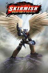 Igrath Skirmish Wallscroll classic edition