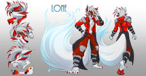 Lone Character Ref