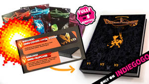 OMNIBUS Slipcase and Double Foil Stamps Unlocked