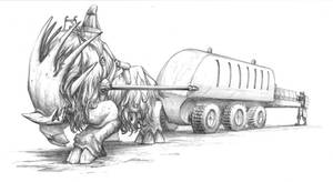 Knossus and Friend Roller