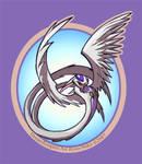 Air Ryuu-Neko Sticker